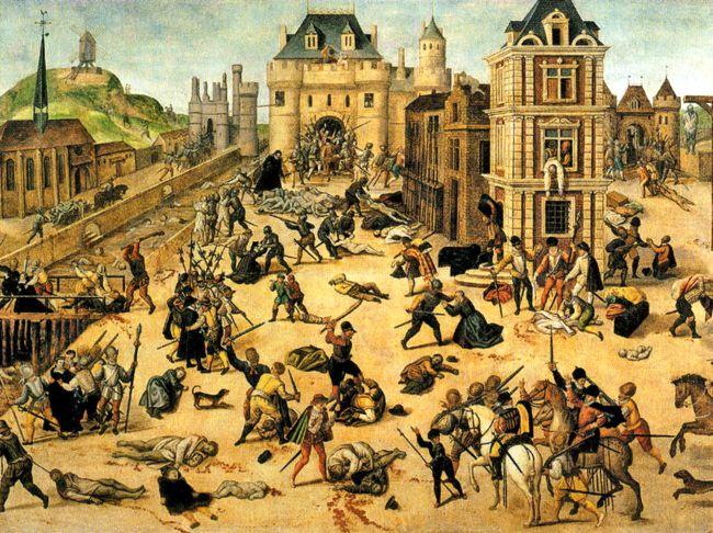 16 века фото